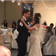 First Dance As Mr. & Mrs.